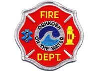 Oshkosh Fire Dept. logo